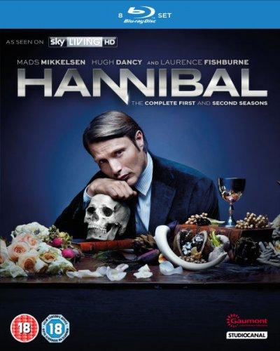 Hannibal - Seasons 1 and 2 [Blu-ray] - £21.59 at Zavvi (with code)