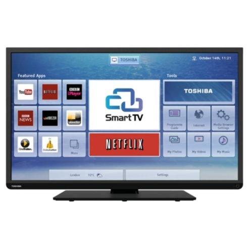 Toshiba 40L3451DB 40 Inch Full HD Smart TV - £189 @ Tesco Direct!!!