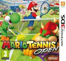 Mario Tennis Open (Nintendo 3DS) only £9.99 delivered @ game (preowned)