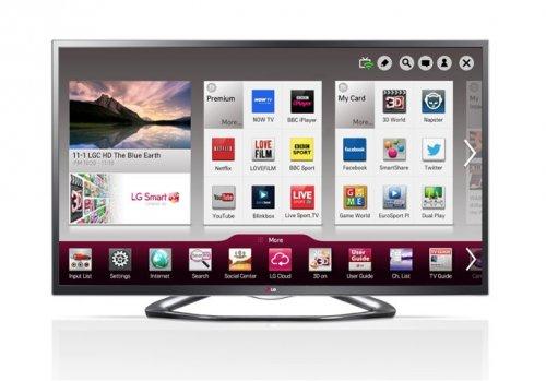 LG 42LA641V 42 Inch Full HD 1080P 3D Freeview HD Smart Led TV With Built In WiFi - £382.99 - eBay/Argos