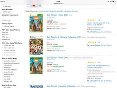 Amazon Trade-In Credit for Zoo Tycoon on Xbox One and Xbox 360 at £25 +