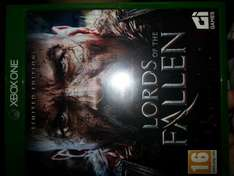 Lords of the Fallen Xbox one game £22.99 @ Sainsbury's