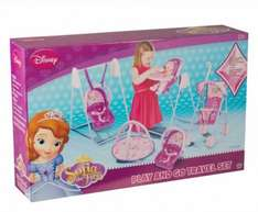 Disney Sofia the first Play and Go Travel set  labelled at £25 scanning at £14 price glitch great bridge(sandwell)  @ Asda