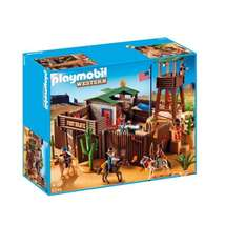 Playmobil Western Fort 528 £40 @ Amazon