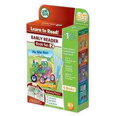 Leapfrog Tag Learn To Read Series Long Vowels Phonics Books was £24.99 now £12.50 @ amazon