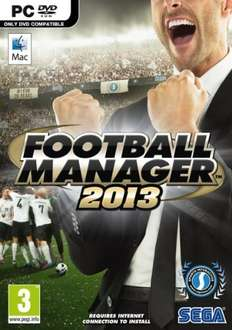 Football Manager 2013 only £0.99 @ amazon (prime / £10 spend)
