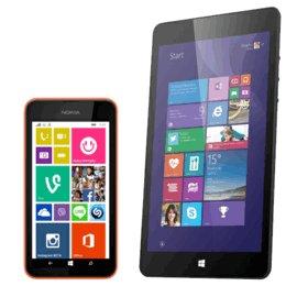 Microsoft Linx 8 Inch Tablet & Nokia Lumia 530 Phone (Orange) Pack £129.99 @ Game (online)