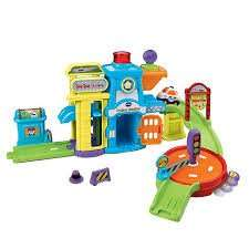 Vtech Toot toot Police Station debenhams £13.50 with code