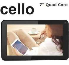 7 inch Quad Core Tablet, 8GB, KitKat 4.4, for £59.94 Delivered Free @ CPC