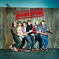 24 hr deal - 3 Google Play albums -  McBusted - 99p