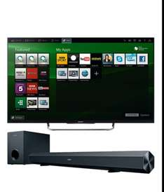 Sony KDL42W829BBU £499 with free sound bar and 5 years guarantee @ £499.00 at Tesco Direct