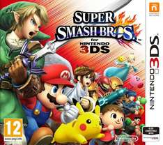 Super Smash Bros. (3DS) for £24.95 @ The Game Collection