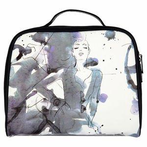 Back in stock- Studio London Large Cosmetics Bag, £1.99 @ SUPERDRUG, was 15.00, free c+c