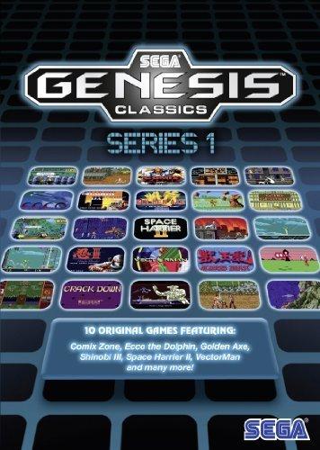 Sega GenesisMegadrive Classics Pack (Steam) £3.85 @ Amazon.com (includes Classic Packs 1-5, Also 48 game megapack is £3.18)