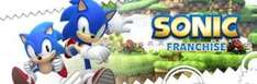 Sonic Hits Collection (Steam) £6.42 @ Amazon.com (includes 14 games & 3 DLC)