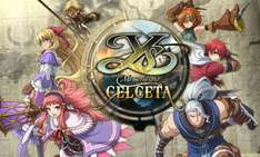 Ys: Memories of Celceta PSVITA £11.99 (£10.79 PS+ Members) @ PSN