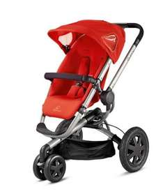 Quinny Buzz 3 Pushchair with Maxi-Cosi Cabriofix Car seat £280 @ Mothercare