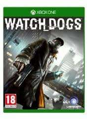 Watch Dogs for Xbox One £9.97 @ pcworld