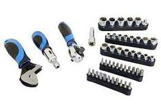 Halfords 48 piece Stubby Tool Set £15 or 2 for £18