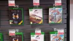 Halo Master Chief Collection, Forza Horizon 2, and Sunset Overdrive for Xbox One. £28.99 each online. £29.99 instore at Argos