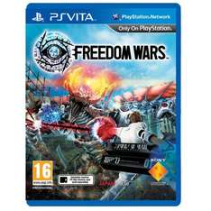 Freedom Wars - £14.99 - Smyths in store, click + collect