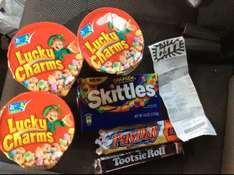 American Sweets from 79p at B&M Preston