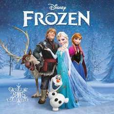 Official Disney Frozen Calender £3 at the Works, Free C&C.