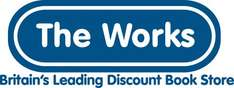 The Works sale  now on Save up to 80%  Free Del over £10  or free C&C any amount