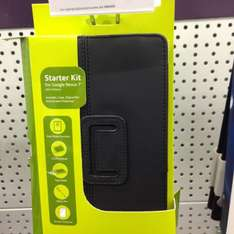 Logik Nexus 7'' starter kit - leather case, stylus, screen protector - £1.99 @ Currys In-store
