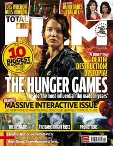 Total film 6 month subscription £7.99 with code Lastchance5 @ my favourite magazines (plus possible £6.30 topcashback making it £1.69 for 6 months)