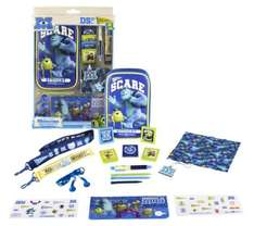 Monsters University 3DS Case Accessory Kit £2.00 Free Delivery @ Game.co.uk