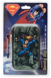 Superman Console Case and Stylus (3DS/DSi/DS Lite) £2.00 delivered @ game