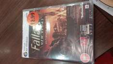 Fallout: New Vegas Ultimate Edition £2.99 @ Sainsburys Instore