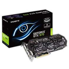 Gigabyte GTX 970 WindForce 3 OC 4GB Nvidia (Maxwell) PCI Express Graphics Card £256.98 @ Scan via Ebay