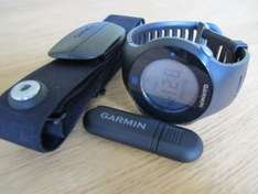 Garmin Forerunner 610 GPS Running Watch with Heart Rate Monitor £129.00  (Amazon ligthning deal)