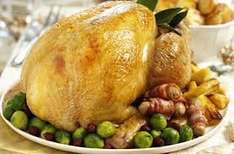 ALL TURKEYS AND SIZE £10 @ TESCO