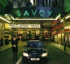 The Savoy,  2-Course Meal inc. Champagne & Coffees for 2 people, £67 @Travelzoo