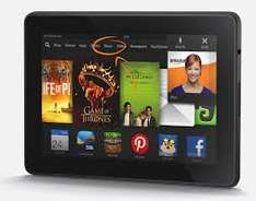 Kindle Fire HDX 16gb £99 @ Amazon