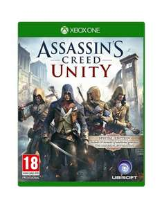 Assassin's Creed: Unity (X1/PS4) £22 @ Tesco