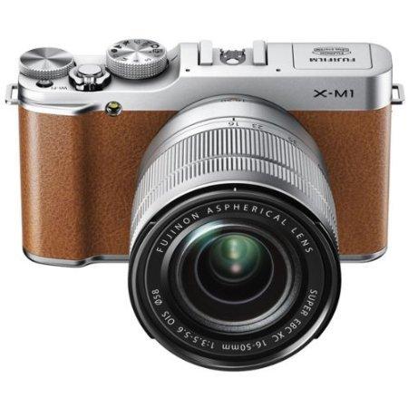 Fujifilm X-M1 - digital camera 16-50mm lens  + free XC50-230mm @ Asda Direct £401.95