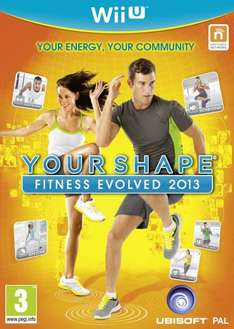 YourShape: Fitness Evolved 2013 (Nintendo Wii U) £2.00 @ Amazon (free delivery £10 spend/prime)