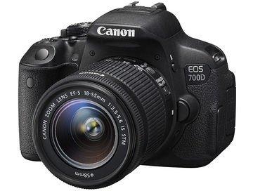 Canon EOS 700D Digital SLR with 18-55mm IS STM Lens Kit at Askdirect £449.00 (£399 after cashback)