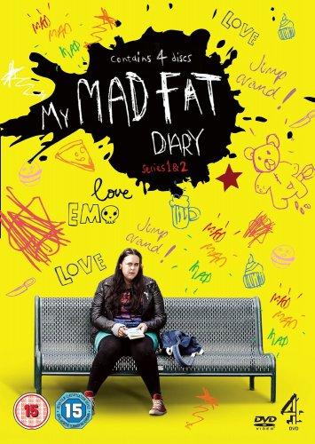 My mad fat diary 1-2 boxset dvd £10.54 @ Play/ SoundAndVisionUK