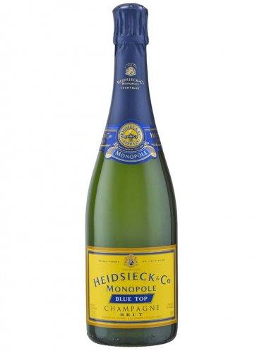 Heidsieck Monopole Blue top Champayne (with yellow fish chiller sleeve) £15 @ Asda