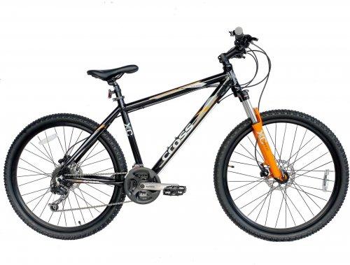 Cross Edge 26 Inch Bike - Men's 24 speed, hydraulic Brakes £153.99 @ eBay / Argos Outlet