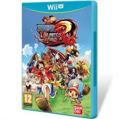 One Piece Unlimited World Red: Straw Hat Edition £33.99 @ Game + Possible 3% Quidco
