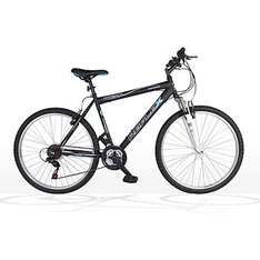 """Mens & Ladies Budget 26"""" Mountain Bikes both £44.50 delivered to store @ Asda Direct HALF PRICE"""