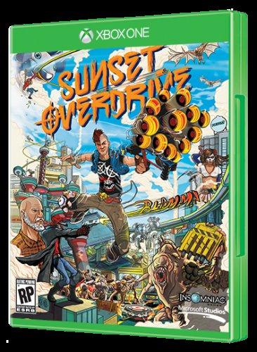 Sunset Overdrive Xbox one @ ShopTo.net