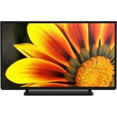 Toshiba 40L2433DB 40-inch Widescreen Full HD 1080p LED TV with Freeview  £219 @ AMAZON