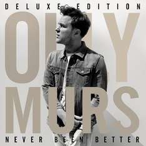 Olly Murs- Never Been Better Album -   99p @ Google Play Store